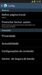 Como configurar a internet do seu aparelho (APN) - Samsung Galaxy S IV - Passo 21