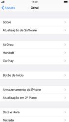 Como atualizar o software do seu aparelho - Apple iPhone 8 - Passo 4