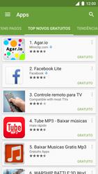 Como baixar aplicativos - Motorola Moto Turbo - Passo 11