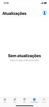 Como baixar aplicativos - Apple iPhone XR - Passo 8