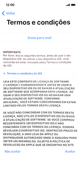 Como configurar pela primeira vez - Apple iPhone 11 Pro - Passo 17