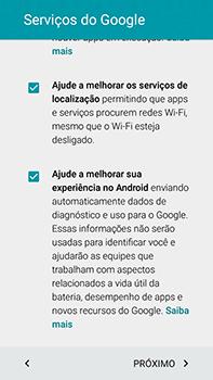 Como configurar pela primeira vez - Asus ZenFone Go - Passo 13