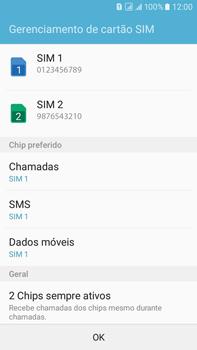 Como ativar seu aparelho - Samsung Galaxy On 7 - Passo 16