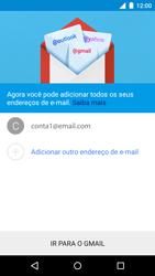 Como configurar seu celular para receber e enviar e-mails - Motorola Moto G (3ª Geração) - Passo 26