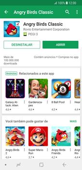 Como baixar aplicativos - Samsung Galaxy S9 - Passo 16