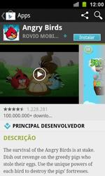 Como baixar aplicativos - Samsung Galaxy S II - Passo 7