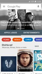Como baixar aplicativos - Samsung Galaxy S7 - Passo 5