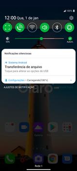 Transferir dados do telefone para o computador (Windows) - LG K62+ - Passo 3