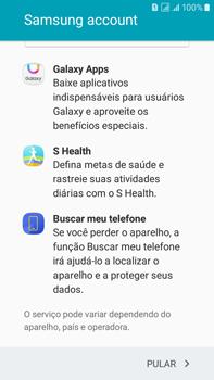 Como ativar seu aparelho - Samsung Galaxy On 7 - Passo 13