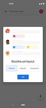 Como configurar seu celular para receber e enviar e-mails - Motorola One Vision - Passo 22