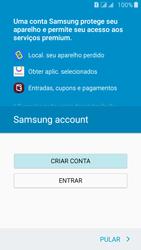 Como configurar pela primeira vez - Samsung Galaxy J5 - Passo 14