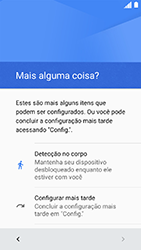 Como configurar pela primeira vez - Motorola Moto C Plus - Passo 13