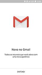 Como configurar seu celular para receber e enviar e-mails - Samsung Galaxy J2 Prime - Passo 5