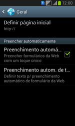 Como configurar a internet do seu aparelho (APN) - Samsung Galaxy Win - Passo 22