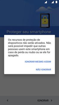 Como configurar pela primeira vez - Motorola Moto G (4ª Geração) - Passo 21