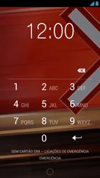 Como reiniciar o aparelho - Motorola Moto X (1ª Geração) - Passo 6
