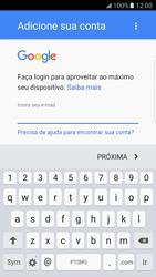 Como configurar seu celular para receber e enviar e-mails - Samsung Galaxy S7 Edge - Passo 11