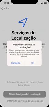 Como configurar pela primeira vez - Apple iPhone 11 Pro - Passo 22