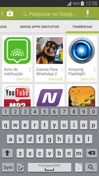 Como baixar aplicativos - Samsung Galaxy Note - Passo 14