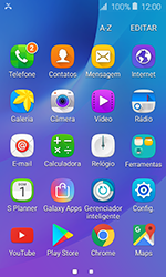 Como bloquear chamadas de um número específico - Samsung Galaxy J1 - Passo 3
