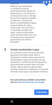 Como configurar pela primeira vez - Motorola Moto G6 Plus - Passo 16