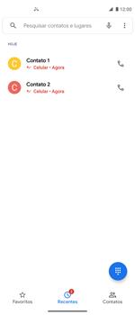 Como bloquear chamadas de um número específico - Motorola Moto G 5G Plus - Passo 5