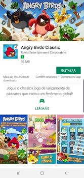 Como baixar aplicativos - Samsung Galaxy S10 - Passo 15