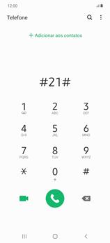 O celular não recebe chamadas - Samsung Galaxy Note 20 5G - Passo 13
