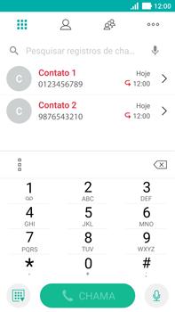 Como bloquear chamadas de um número específico - Asus ZenFone 3 - Passo 4