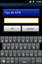 Como configurar a internet do seu aparelho (APN) - Huawei U8667 - Passo 13