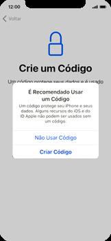 Como configurar pela primeira vez - Apple iPhone 11 Pro - Passo 12