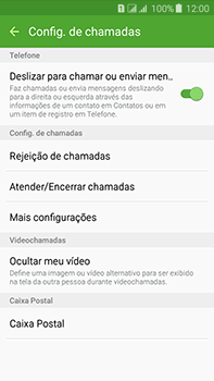 Como bloquear chamadas de um número específico - Samsung Galaxy J7 - Passo 6