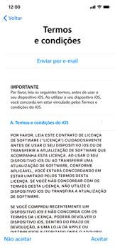 Como ativar seu aparelho - Apple iPhone XR - Passo 18