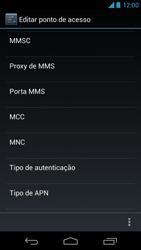Como configurar a internet do seu aparelho (APN) - Motorola Moto X (1ª Geração) - Passo 14