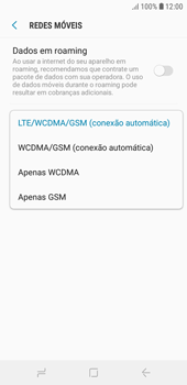 O celular não recebe chamadas - Samsung Galaxy J4 Core - Passo 8