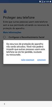 Como ativar seu aparelho - Samsung Galaxy J8 - Passo 14