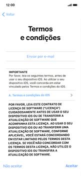 Como ativar seu aparelho - Apple iPhone X - Passo 18