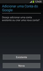 Como configurar seu celular para receber e enviar e-mails - Samsung Galaxy Grand Neo - Passo 5