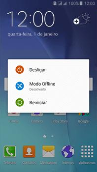 Como configurar a internet do seu aparelho (APN) - Samsung Galaxy J7 - Passo 28