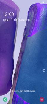 Como reiniciar o aparelho - Samsung Galaxy Note 20 5G - Passo 5