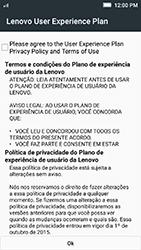 Como configurar pela primeira vez - Lenovo Vibe K5 - Passo 12