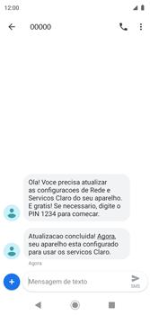 Como melhorar a velocidade da internet móvel - Motorola Moto G7 Play - Passo 16