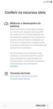 Como ativar seu aparelho - Samsung Galaxy J4 Core - Passo 12