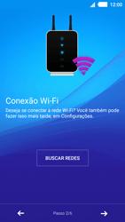 Como ativar seu aparelho - Sony Xperia M4 Aqua - Passo 6