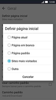 Como configurar a internet do seu aparelho (APN) - Asus ZenFone Go - Passo 26