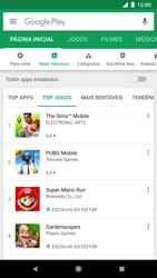 Como baixar aplicativos - Google Pixel 2 - Passo 6