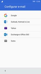 Como configurar seu celular para receber e enviar e-mails - Lenovo Vibe K6 - Passo 7