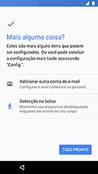 Como ativar seu aparelho - Motorola Moto X4 - Passo 16
