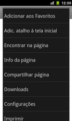 Como configurar a internet do seu aparelho (APN) - Samsung Galaxy S II - Passo 20
