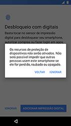 Como ativar seu aparelho - Motorola Moto X4 - Passo 14